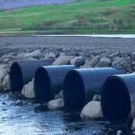 Weholite-4 Paralell Culverts