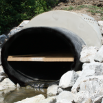 Weholite-Oval Culvert Reline